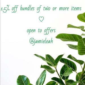 Other - Bundle discount 💕